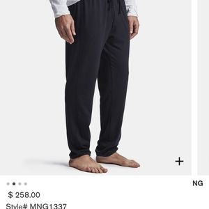 JAMES PERSE STANDARD JOGGERS